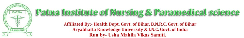 PATNA INSTITUTE OF NURSING & PARAMEDICAL SCIENCE