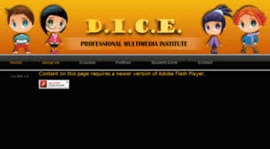 D.I.C.E. PROFESSIONAL MULTIMEDIA INSTITUTE