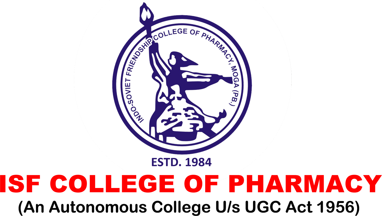 I.S.F. COLLEGE OF PHARMACY, MOGA