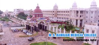 M S RAMAIAH MEDICAL COLLEGE