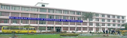 SHIV SHANKAR INSTITUTE OF ENGINEERING TECHNOLOGY
